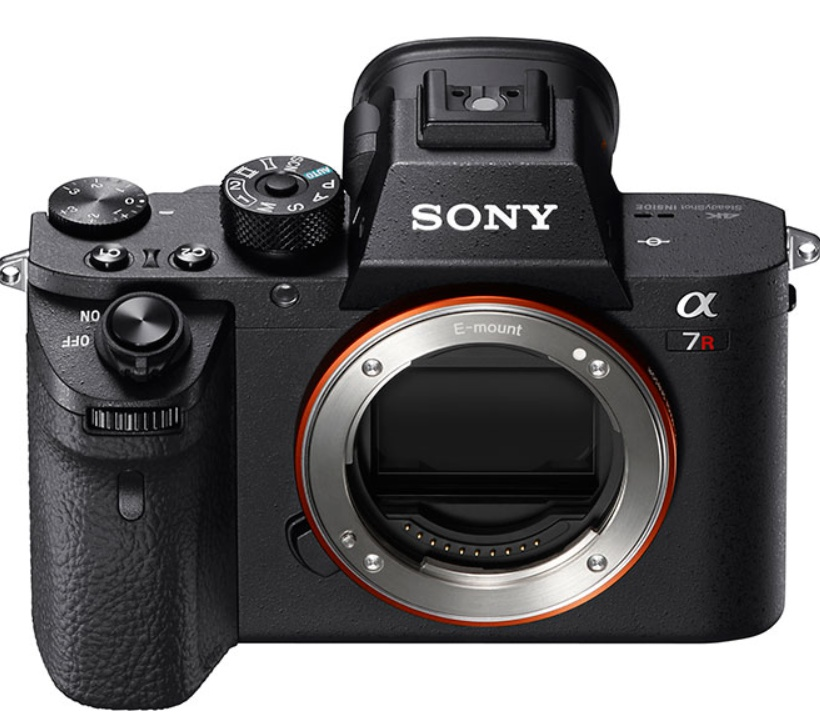 New Release, Sony A7R mk2 with 43M pixels &