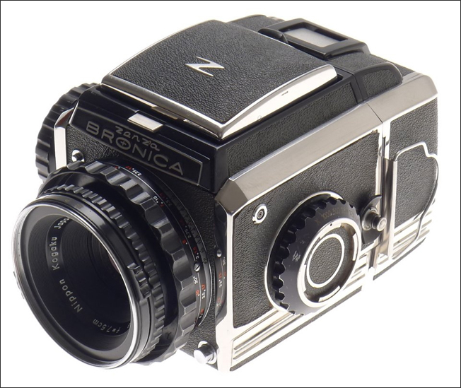 [Bronica] A dream of amatuer, 'build world best camera for myself' Zenzaburo Yoshino