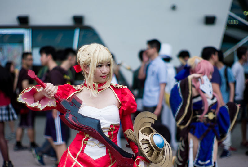 Taiwan Cosplay event PF26 (Petit Fantasy), first impression and how to enjoy
