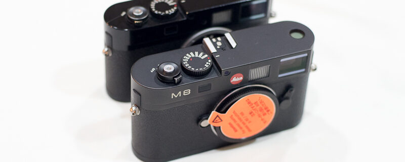 Leica M9P (M9U) un-boxing, comparison & impression