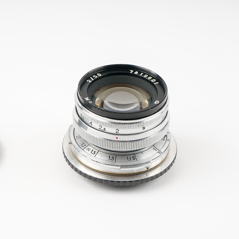 Introducing Samsung NX – Contax, Kiev, Nikon-S adapter (proto type)