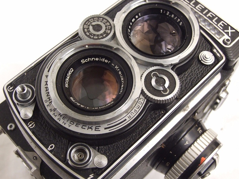 [Buy] I am buying unusual TLR, especially f2.8 lens version.