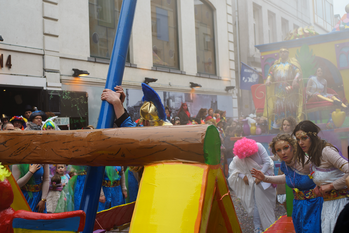 Carnival at Eindhoven