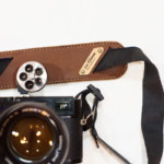 Name pad of camera strap, making your own personality and brand