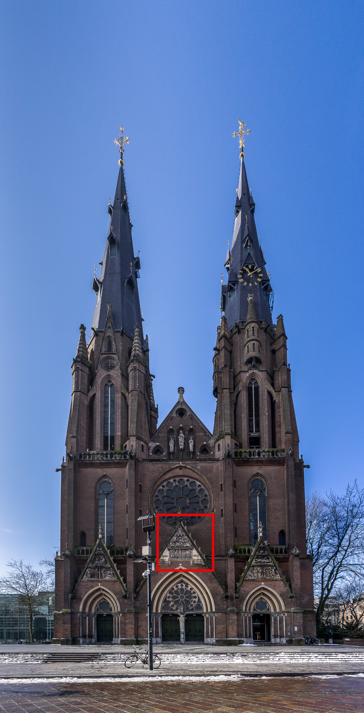 [Photoshop, Panorama] Sint Catharina church, Eindhoven