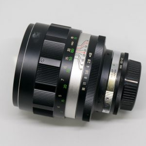 135mm f1.8 Spiratone Telephoto YS   (295 USD)