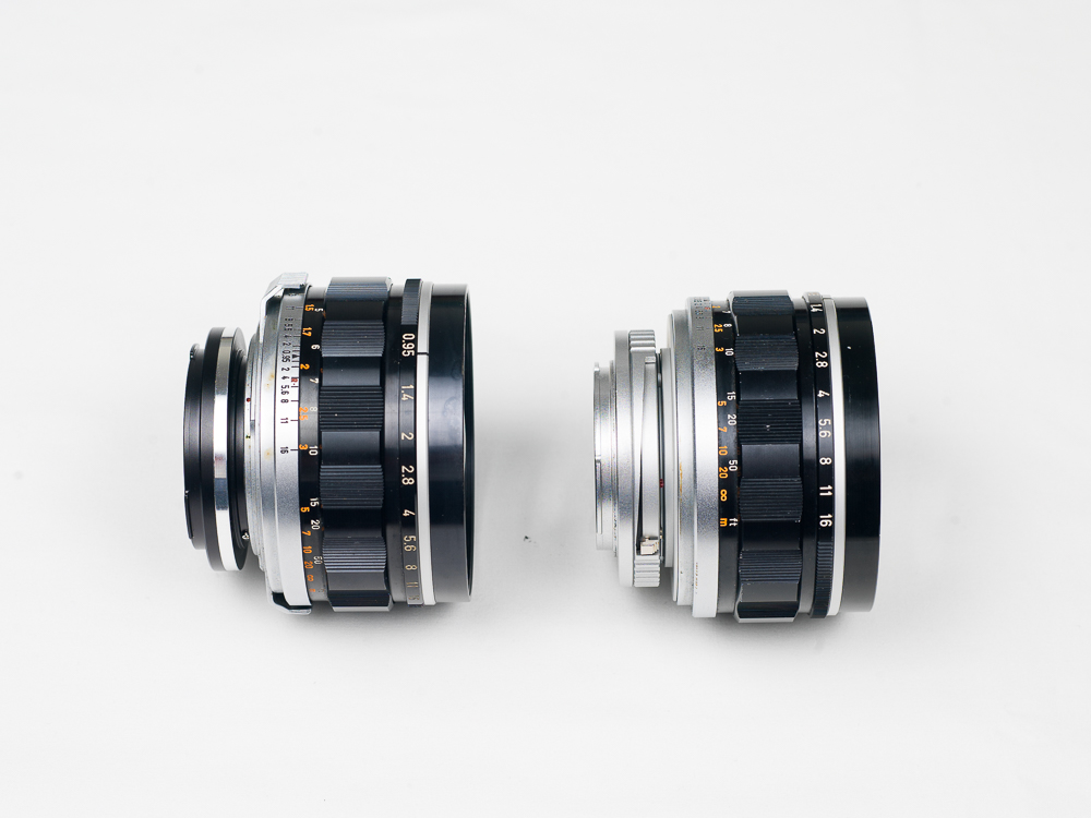 [Opinion] How about 50/0.95 lens with respect to 4X5 photography?